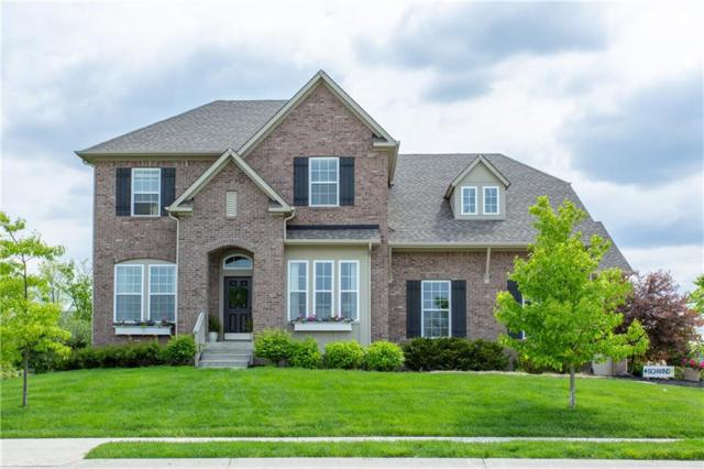 16701 Oak Manor Drive, Westfield, IN 46074 (MLS #21641041) :: AR/haus Group Realty