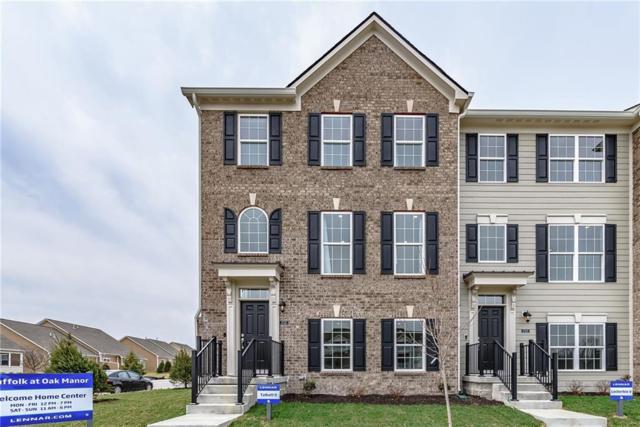 3523 Buckner Drive, Westfield, IN 46074 (MLS #21641047) :: The Indy Property Source