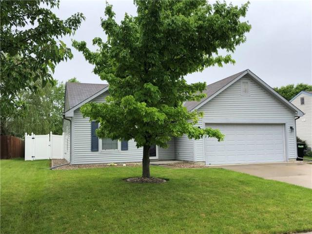 5962 Glen Haven Boulevard, Plainfield, IN 46168 (MLS #21641050) :: The Indy Property Source