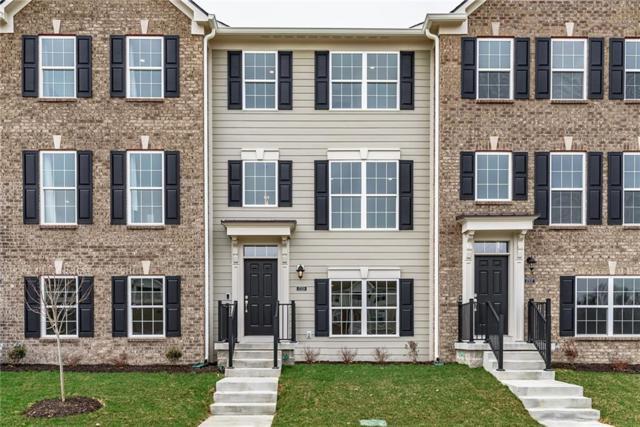 3511 Buckner Drive, Westfield, IN 46074 (MLS #21641064) :: The Indy Property Source