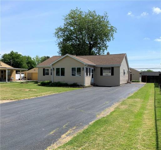 3611 Campbell Street, Plainfield, IN 46168 (MLS #21641068) :: Mike Price Realty Team - RE/MAX Centerstone