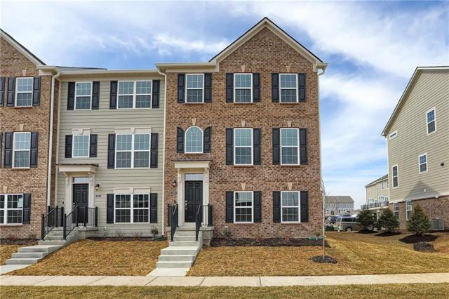 3505 Buckner Drive, Westfield, IN 46074 (MLS #21641076) :: The Indy Property Source