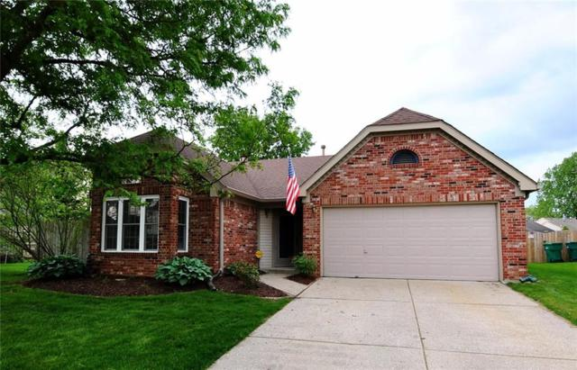 7031 Sea Eagle Court, Indianapolis, IN 46254 (MLS #21641084) :: The Indy Property Source