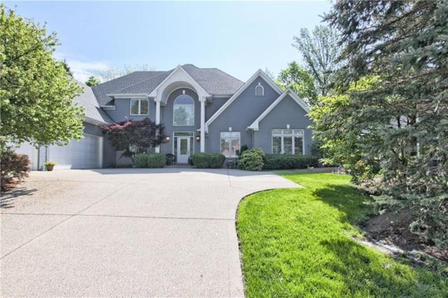 9968 Springstone Road, Mccordsville, IN 46055 (MLS #21641094) :: The Indy Property Source