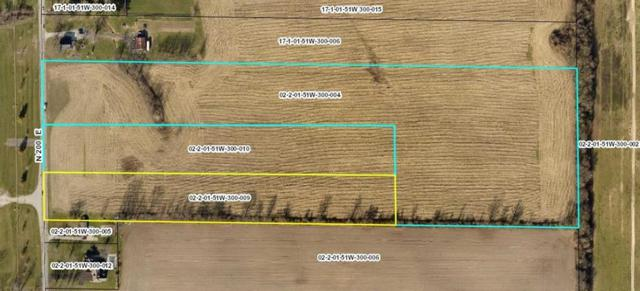 0 N County Road 200 E, Danville, IN 46122 (MLS #21641105) :: Mike Price Realty Team - RE/MAX Centerstone