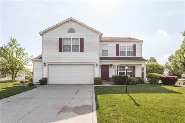 11941 Jesterwood Drive, Fishers, IN 46037 (MLS #21641111) :: The Indy Property Source