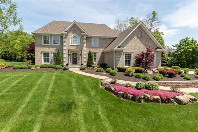 12421 Pebblepointe Pass, Carmel, IN 46033 (MLS #21641115) :: AR/haus Group Realty