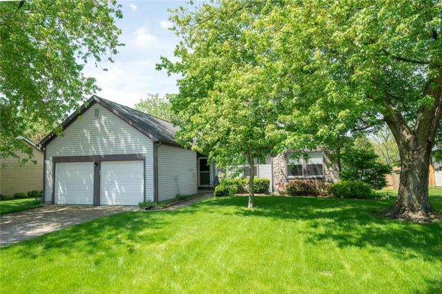 9552 Falkirk Drive, Indianapolis, IN 46256 (MLS #21641134) :: The Indy Property Source