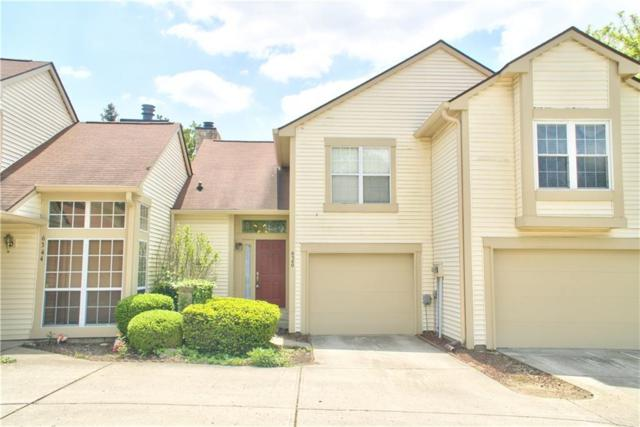 6340 Bay Vista East Drive, Indianapolis, IN 46250 (MLS #21641135) :: AR/haus Group Realty