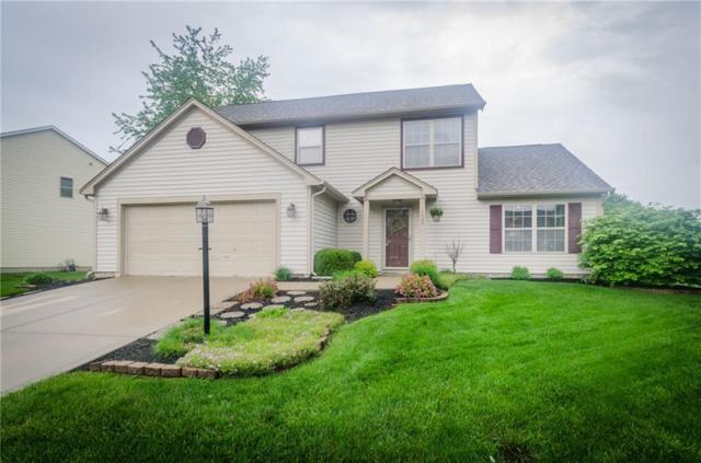 10090 Touchstone Drive, Fishers, IN 46038 (MLS #21641253) :: Richwine Elite Group