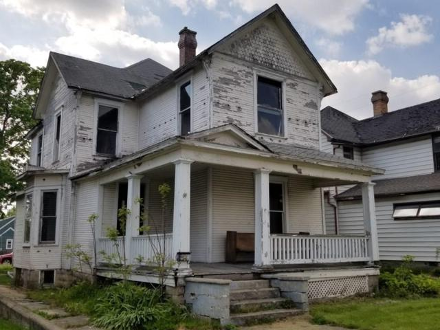 514 N Main Street, Dunkirk, IN 47336 (MLS #21641263) :: The Indy Property Source