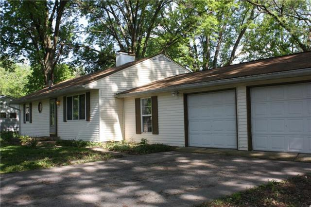 5640 W 51st Drive S, Indianapolis, IN 46254 (MLS #21641268) :: The Indy Property Source