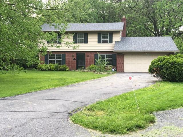 2475 Glen Hill Drive, Indianapolis, IN 46240 (MLS #21641274) :: Richwine Elite Group