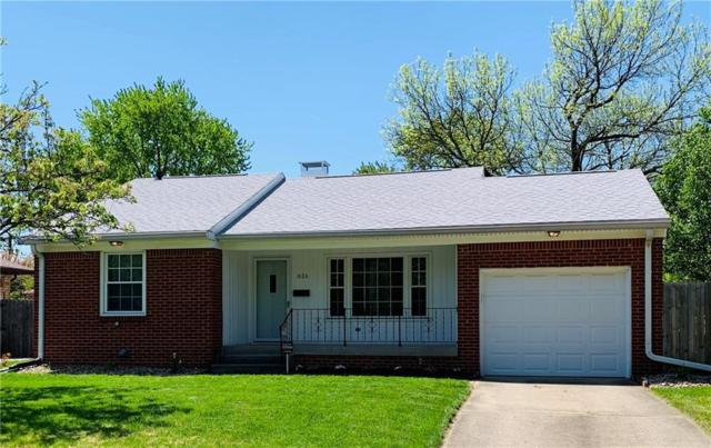 1626 N Shortridge Road, Indianapolis, IN 46219 (MLS #21641284) :: The Indy Property Source