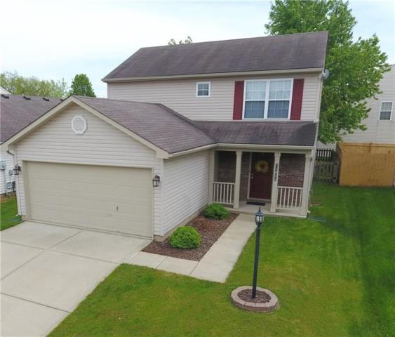 11933 Sapling Circle, Noblesville, IN 46060 (MLS #21641309) :: The Indy Property Source
