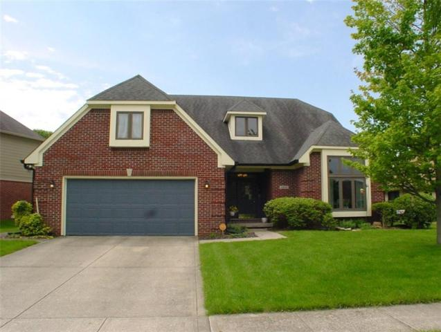 10855 Players Drive, Indianapolis, IN 46229 (MLS #21641347) :: Mike Price Realty Team - RE/MAX Centerstone