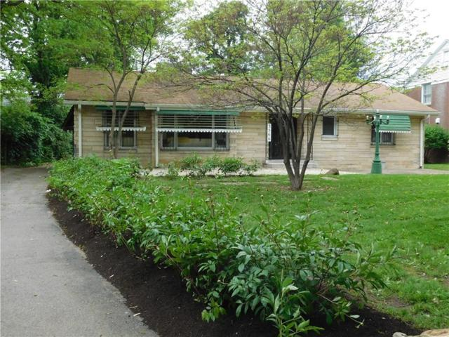 3566 Watson Road, Indianapolis, IN 46205 (MLS #21641350) :: Mike Price Realty Team - RE/MAX Centerstone