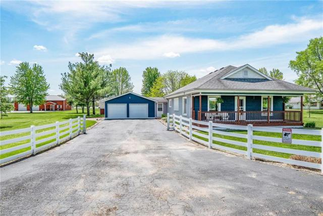 15401 W County Road 700 S., Anderson, IN 46017 (MLS #21641363) :: Mike Price Realty Team - RE/MAX Centerstone