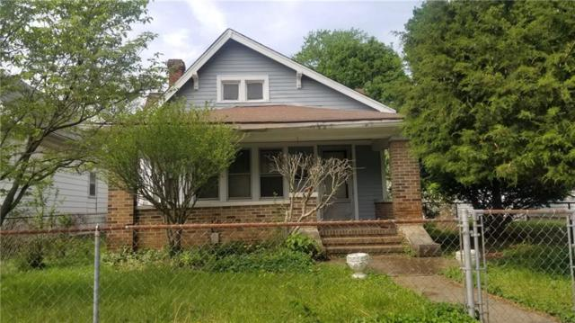 1528 Woodlawn Avenue, Indianapolis, IN 46203 (MLS #21641380) :: AR/haus Group Realty