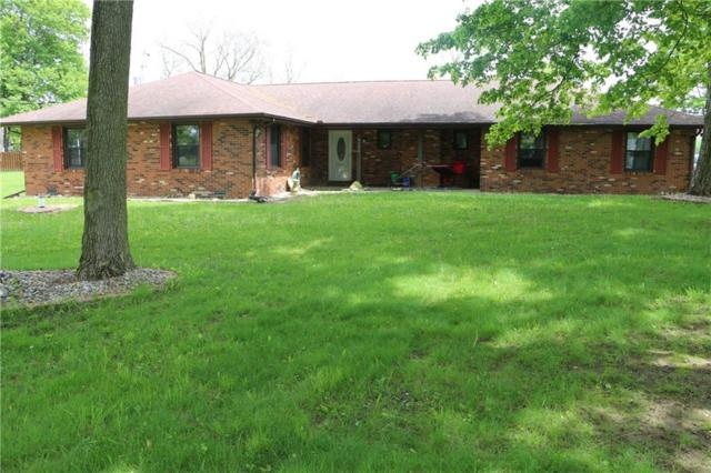 9554 N County Road 800, Daleville, IN 47334 (MLS #21641399) :: The ORR Home Selling Team