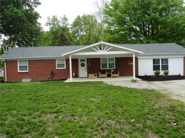 12517 N Woodlawn Drive, Mooresville, IN 46158 (MLS #21641424) :: AR/haus Group Realty