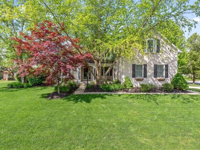 14128 Conner Knoll Parkway, Fishers, IN 46038 (MLS #21641425) :: The Indy Property Source