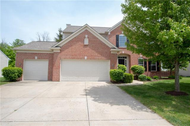 14377 Chariots Whisper Drive, Carmel, IN 46074 (MLS #21641438) :: The Indy Property Source