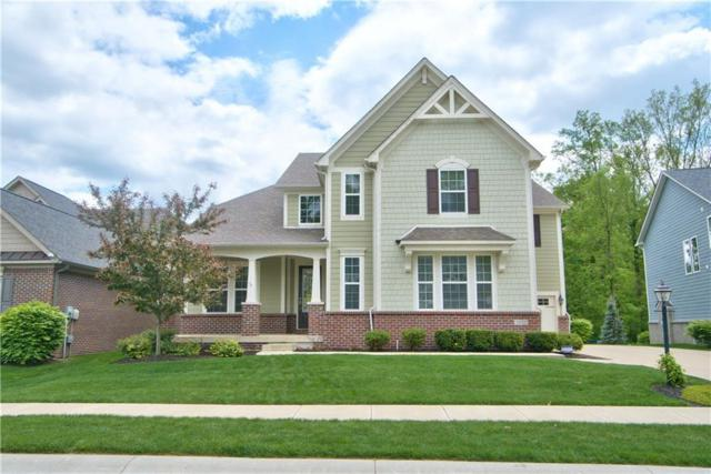 2833 E High Grove Circle, Zionsville, IN 46077 (MLS #21641451) :: AR/haus Group Realty