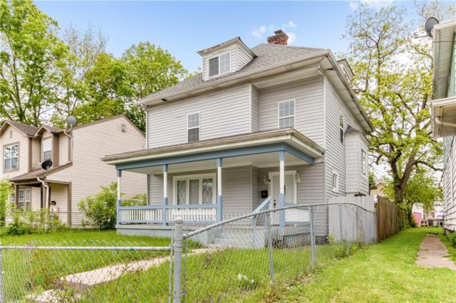 3334 N Capitol Avenue, Indianapolis, IN 46208 (MLS #21641455) :: The Indy Property Source