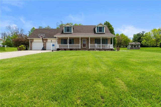 60 Prairie Knoll Drive, New Castle, IN 47362 (MLS #21641460) :: HergGroup Indianapolis