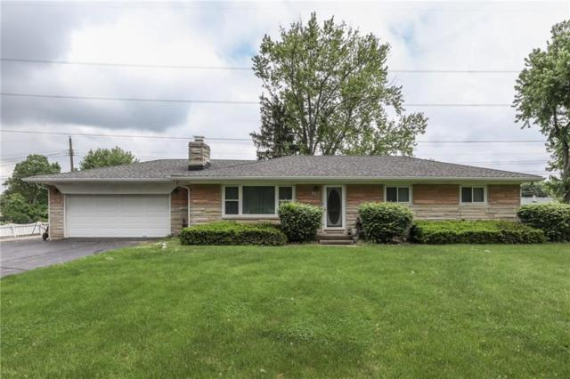 210 E Cragmont Drive, Indianapolis, IN 46227 (MLS #21641476) :: The Indy Property Source
