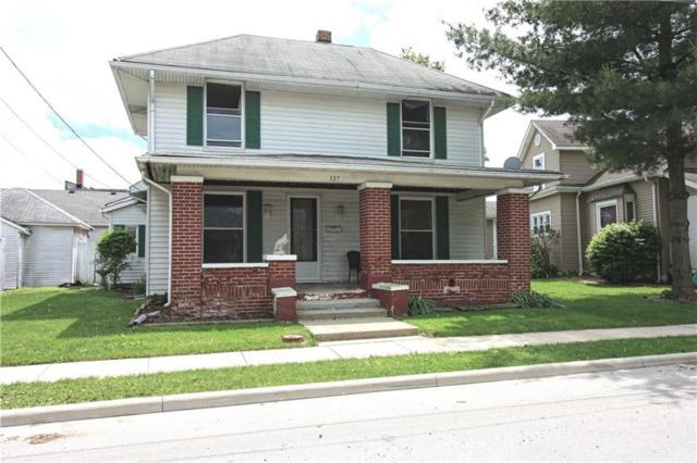 327 W Pearl Street, Greenwood, IN 46142 (MLS #21641493) :: Richwine Elite Group