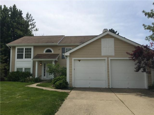 7765 Cardinal Cove S, Indianapolis, IN 46256 (MLS #21641494) :: The Indy Property Source