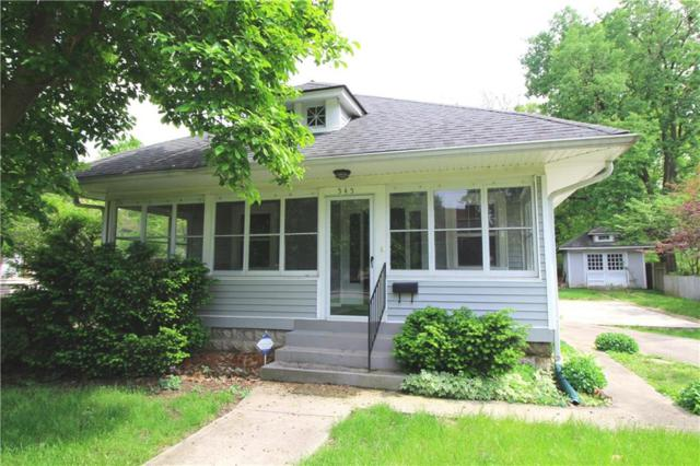 545 E 37th Street, Indianapolis, IN 46205 (MLS #21641510) :: The Indy Property Source