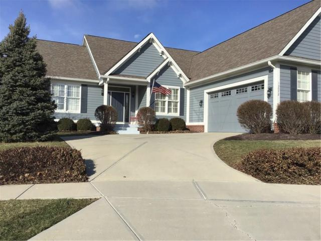 13072 Whitten Drive N, Fishers, IN 46037 (MLS #21641531) :: The Indy Property Source