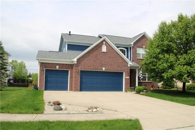 3488 Millbrae Drive, Carmel, IN 46074 (MLS #21641558) :: The Indy Property Source