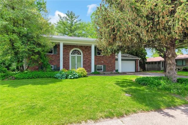 1252 N Goldenrod Drive, Indianapolis, IN 46219 (MLS #21641561) :: Mike Price Realty Team - RE/MAX Centerstone