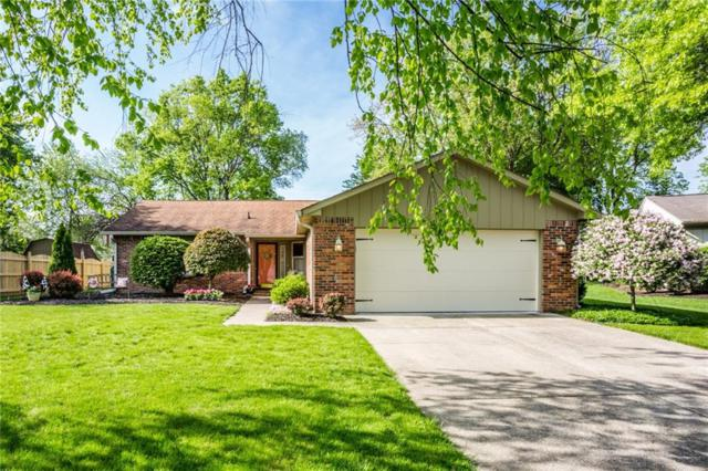 7525 Iron Horse Lane, Indianapolis, IN 46256 (MLS #21641566) :: The Indy Property Source