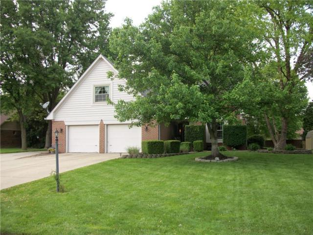 6 Marley Court, Whiteland, IN 46184 (MLS #21641567) :: The Indy Property Source