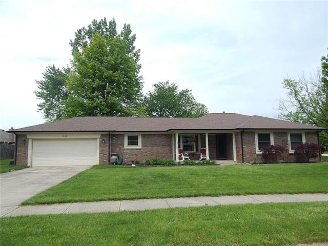 1205 Brownswood Drive, Brownsburg, IN 46112 (MLS #21641571) :: The Indy Property Source