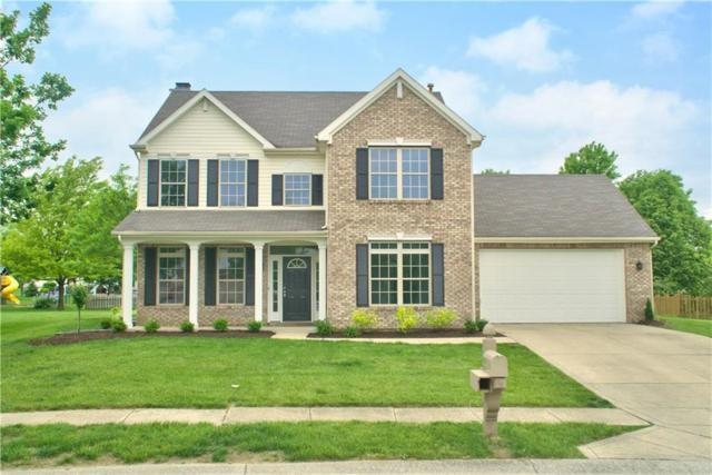 1818 Trillium Court, Avon, IN 46123 (MLS #21641583) :: The Indy Property Source