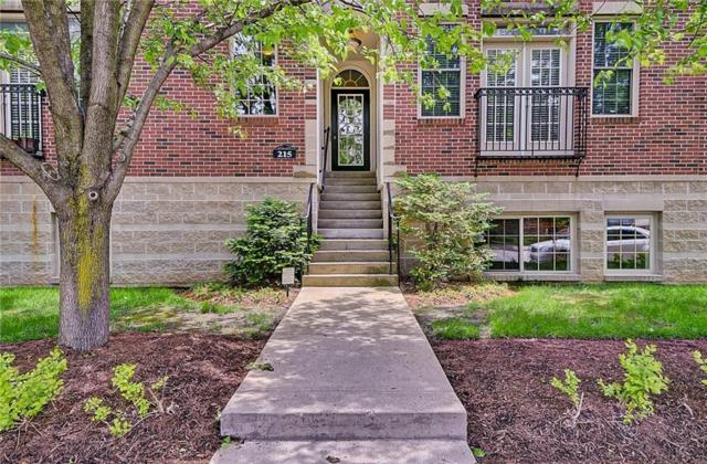 215 N New Jersey Street A, Indianapolis, IN 46204 (MLS #21641588) :: The Indy Property Source