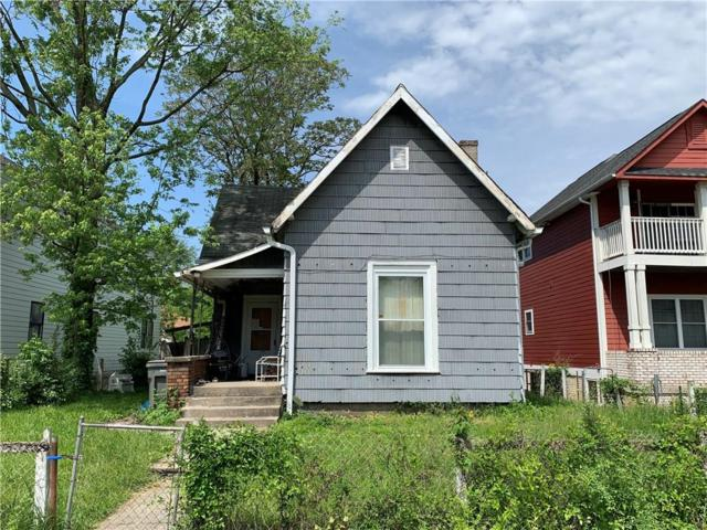 1824 Ruckle Street, Indianapolis, IN 46202 (MLS #21641598) :: The Indy Property Source