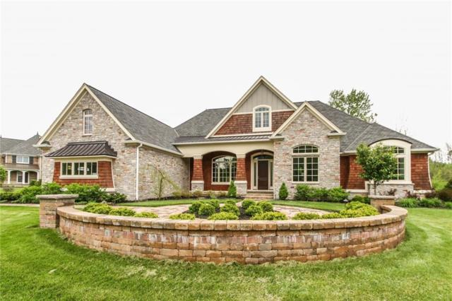 6344 Boulder Springs Court, Zionsville, IN 46077 (MLS #21641605) :: David Brenton's Team
