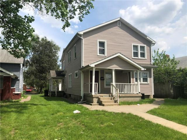 601 N Sherman Drive, Indianapolis, IN 46201 (MLS #21641607) :: The Indy Property Source