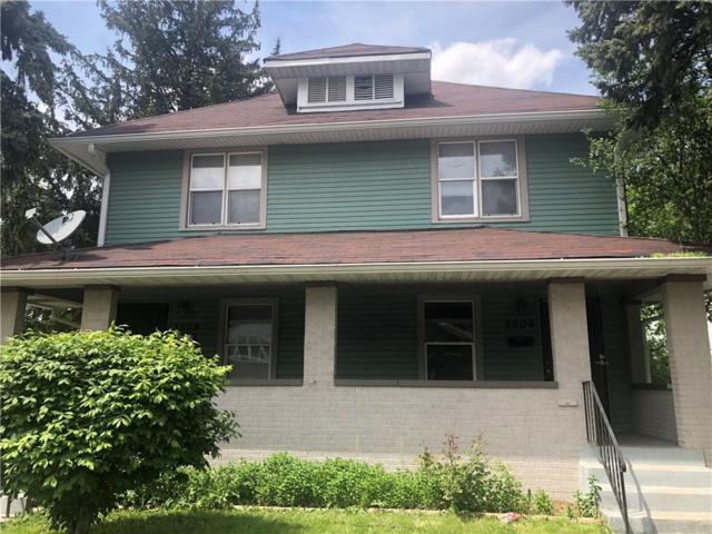 3004 E Michigan Street, Indianapolis, IN 46201 (MLS #21641608) :: The Indy Property Source