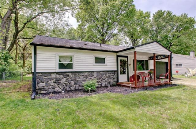 1817 E 75th St, Indianapolis, IN 46240 (MLS #21641618) :: The Indy Property Source
