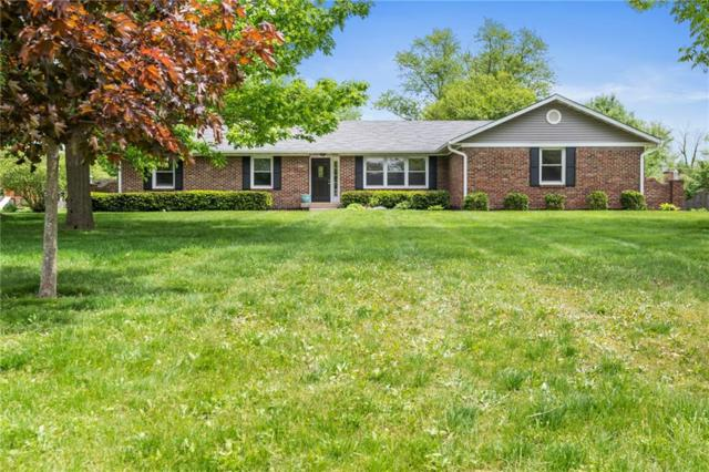 3 Holmes Court, Greenfield, IN 46140 (MLS #21641629) :: Richwine Elite Group
