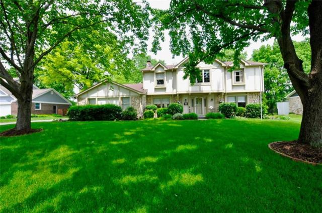 1236 Spruce Drive, Carmel, IN 46033 (MLS #21641638) :: HergGroup Indianapolis