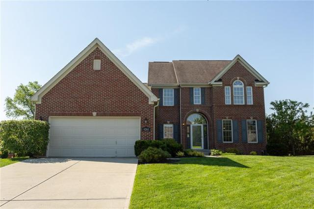 4261 Sedge Court, Zionsville, IN 46077 (MLS #21641641) :: The ORR Home Selling Team